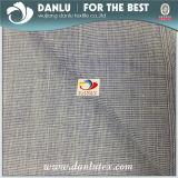 Tela de teñido 100% de la guarnición del hilado del algodón dos para la camisa y el juego