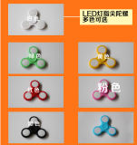 LED Light Flash Nouveau Design Colored Fidget LED Hand Spinner