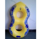 79inches Buis van het Spel van het Water van de Buis van pvc van L K80 de Dubbele Opblaasbare voor Waterpark