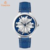 O quartzo do vestido da forma presta atenção ao relógio de senhoras clássico para Watch71170 das mulheres