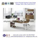 Tabela do escritório de equipe de funcionários feita na mobília de madeira de China (D1622#)