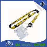 Promoção Custom Retractable Badge Reel Lanyard