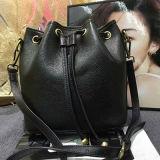 La position en cuir de femmes met en sac les sacs à main Emg4801 de Crossbody des graines de litchi