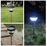 Solar-LED-Rasen, der Licht für Garten landschaftlich verschönert