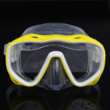 2017 Hot Sells 100% Silicon Optical Diving Mask