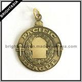 주문을 받아서 만들어진 고품질 금속 메달 (BYH-101187)