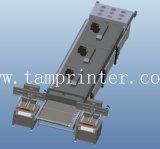 Impresora automática de la pantalla TM-Z2 con el horno de túnel