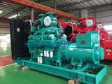 groupe électrogène diesel véritable de 825kVA Cummins par le constructeur OEM