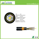 Câble optique de fibre de câble fibre optique extérieur du câble optique GYTA53