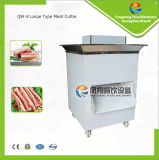 Qw-8 큰 유형 산업 신선한 스테이크 저미는 기계, 야채 및 과일 절단기