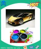 Pintura colorida de la venta caliente para el uso del coche en todo el mundo