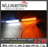 12V 12 LED Police Flash Emergency Warning
