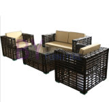 Hot Sale PE Rattan Garden Sofa