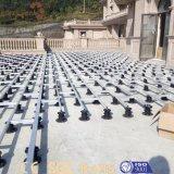 Zócalo plástico ajustable del Decking de la seguridad durable caliente de la venta para el suelo