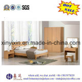 Muebles modernos del dormitorio del hotel de la base de madera de Vietnam (SH037#)