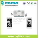 Mini altavoz Bluetooth con voz de larga duración de la música para el móvil