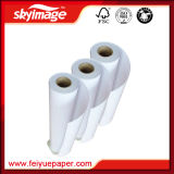 90GSM 1320mmの幅のデジタル織物印刷のための高い転送レートの昇華転写紙