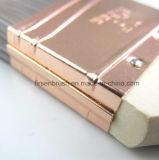 Brosse de lecture de peinture de ceinture de Rattail de qualité professionnelle longue