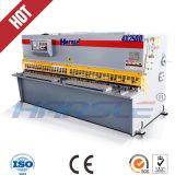 Máquina de corte hidráulica, máquina de estaca da placa de aço, máquina de corte da guilhotina inoxidável