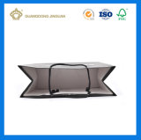 Bolso de papel impreso alta calidad del regalo (con insignia de encargo de la marca de fábrica)