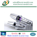 Usage différent des pièces de rotation en aluminium de commande numérique par ordinateur