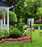 贅沢な多色刷りのホーム装飾的な魔法の再充電可能な太陽点は製品をつける