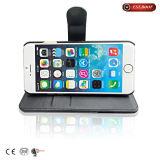accessorio della cassa del telefono del basamento del cuoio della cassa del telefono di iPhone 7