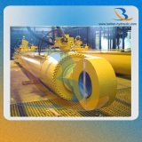Cilindro hidráulico resistente feito sob encomenda 500 toneladas