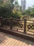Zaun-Entwürfe der Fabrik-WPC im Garten
