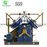 compressor industrial de alta pressão do diafragma do gás do argônio 16MPa