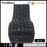 Bluetooth Wireless Keyboard 3.0 de silicona
