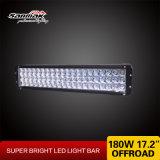 barre d'éclairage LED de faisceau d'endroit 17 '' 180W pour le camion tous terrains