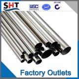 Tubi senza giunte dell'acciaio inossidabile di prezzi di fabbrica di alta qualità 304