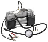 портативный цилиндр двойника компрессора воздуха металла 12V быстро надувает компрессор воздуха