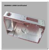 Hoge Precisie CNC Machinaal bewerkende en Malende van het Aluminium van de Filter Huisvesting