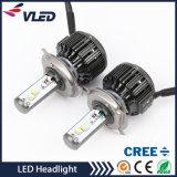 最上質のベストセラー3000lm 6000lm 30W 60W車LEDのヘッドライト9004 9007