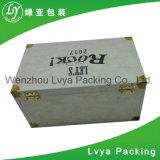 De douane Afgedrukte Gift die van de Luxe de Vakjes van het Document van de Verpakking vouwen