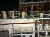 Sicoma Air Impulse Filtro Colector de Polvo para Cemento