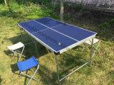 Mesa de tênis de mesa ao ar livre para crianças Mini Size para crianças