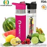 подгонянная 700ml бутылка вливания плодоовощ BPA свободно пластичная, нов бутылка воды Tritan (HDP-0473)
