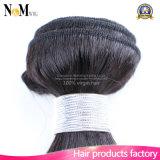Cabelo de tecelagem extensível do cabelo da virgem humana cambojana Premium