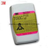 filtro 7093c da máscara de gás de 3m para respiradores de 3m e máscaraes protetoras