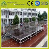 Im Freienleistungs-bauen zusammengebautes Ereignis-Aluminiumlicht LED-einzelnes Stadium ab