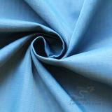 agua de 50d 330t y de la ropa de deportes tela tejida chaqueta al aire libre Viento-Resistente 100% de la pongis del poliester del satén abajo (53233K)