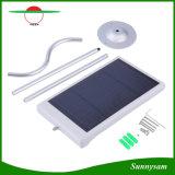 Lampe Emergency actionnée solaire Luminaria de lampe de réverbère de 15 DEL de détecteur de lumière d'éclairage de jardin de chemin d'endroit de mur extérieur solaire de lumière