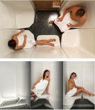 Pièce de vapeur saturée de sauna de personnes du luxe 4