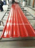 Strato del tetto di FRP, strato ondulato di luce solare, strato di vetro di fibra