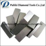 Segmento contínuo do diamante para o corte por blocos de mármore