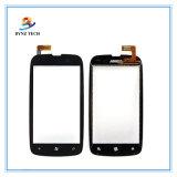 Экран касания индикации LCD сотового телефона для замены агрегата N610 Nokia Lumia 610