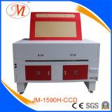 Tagliatrice professionale del laser per il processo della cartolina d'auguri (JM-1590H-CCD)